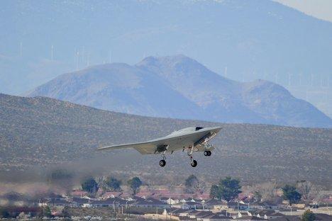 Нова беспилотна летелица САД
