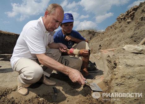Хобији Путина