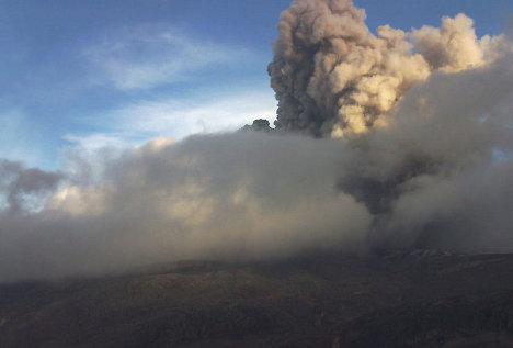 Вулкан Невадо дел Руис