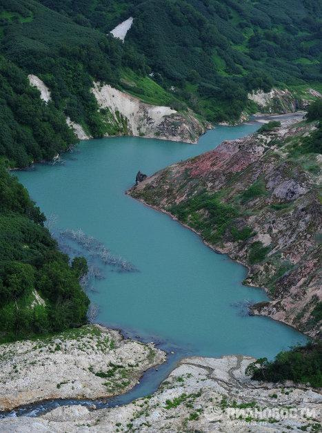 Долина гејзира на Камчатки
