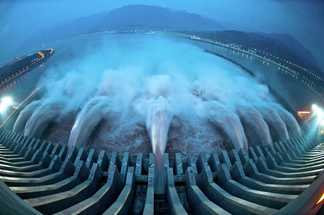 Највећа хидроцентрала
