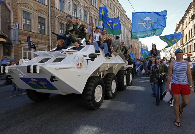 Празник руских падобранаца