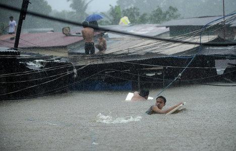 Велике поплаве на Филипинима