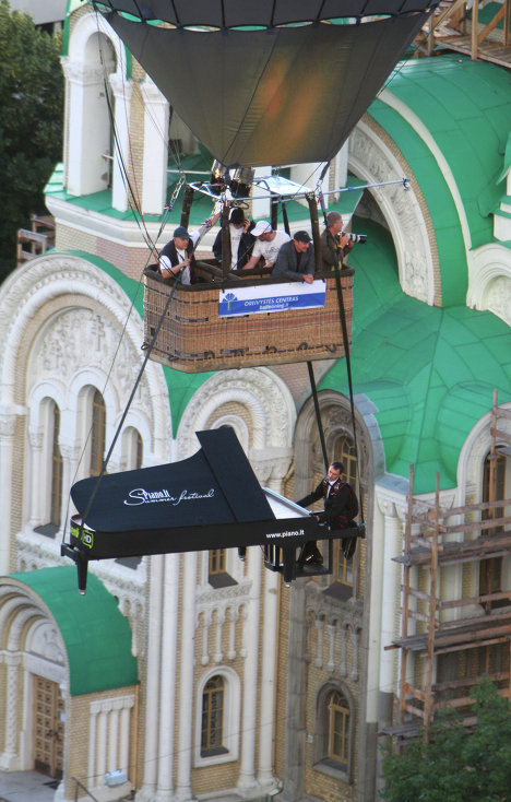 Клавир изнад Виљнуса
