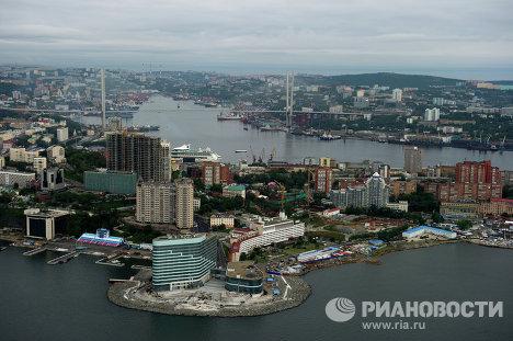 Владивосток - домаћин АПЕС-а