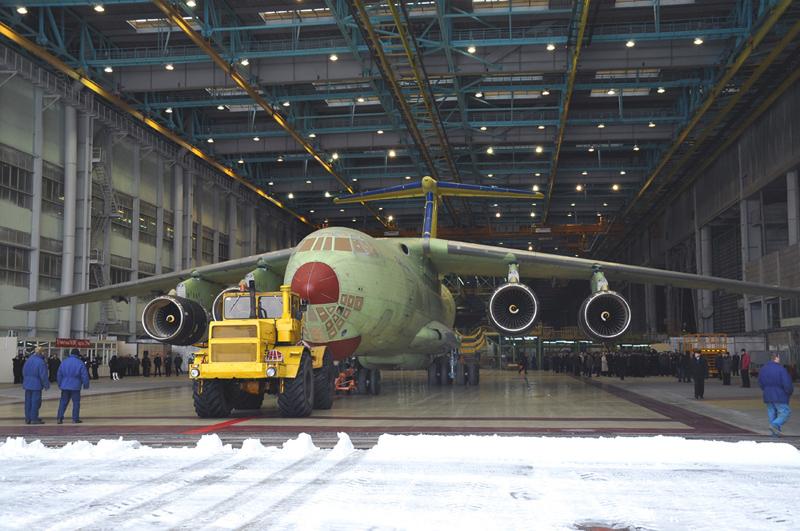 Ил-476: Нови живот Ил-76
