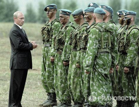 Двадесет дана из живота Путина