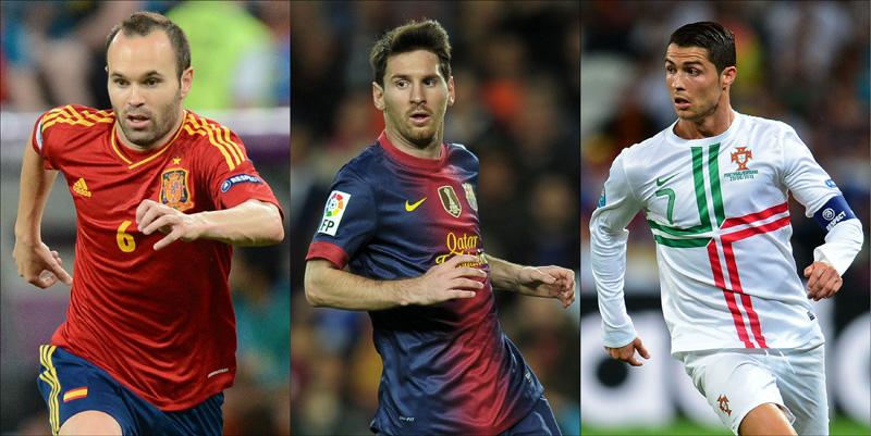 Најбољи фудбалери