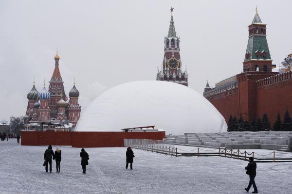 Лењинов маузолеј