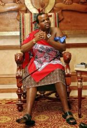 Последњи монарх Африке