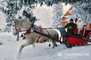 Сусрет Деда Мразова