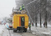 Ледена киша у Москви