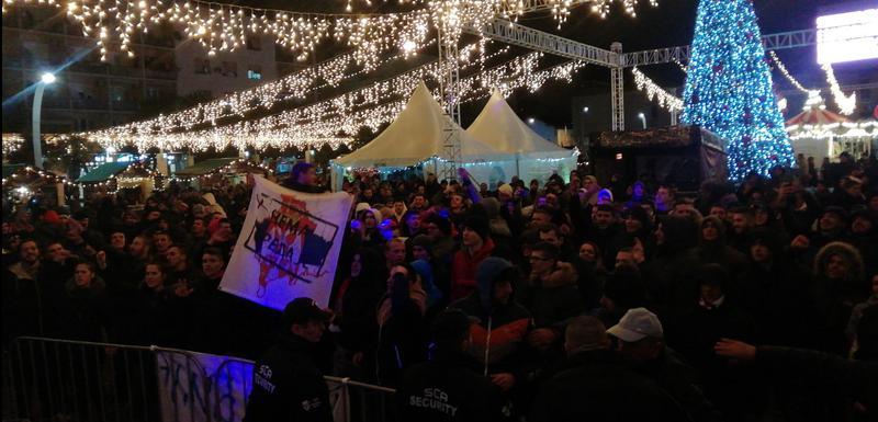 Протести у Подгорици