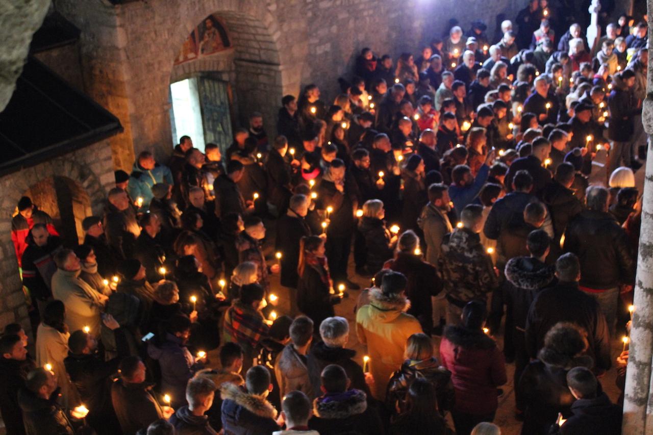 """""""Нема нама молитве без њих нити има њима Црне Горе без нас"""""""