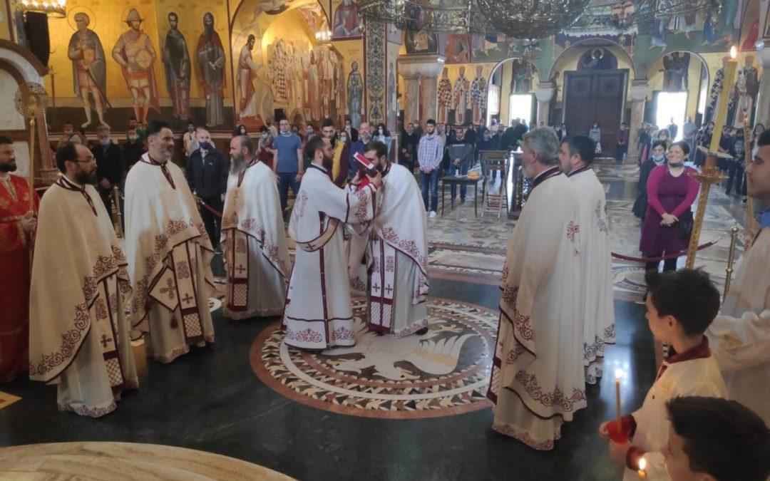 Прослава празника Светог Василија Острошког у подгоричком саборном храму