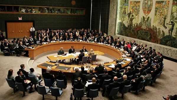 САД блокирале руски предлог декларације СБ УН-а којом се осуђује страно мешање у унутрашње послове Венецуеле