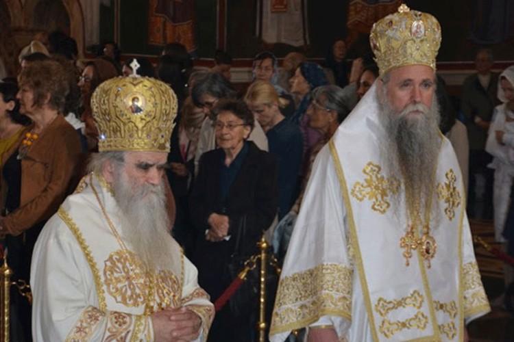 Епископ Јоаникије: Литије нијесу уцјена већ једини начин да изразимо незадовољство