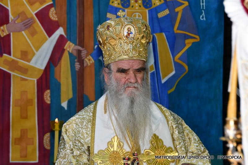 Митрополит Амфилохије: Нека би Господ све уразумио да се вратимо Богу и једни другима