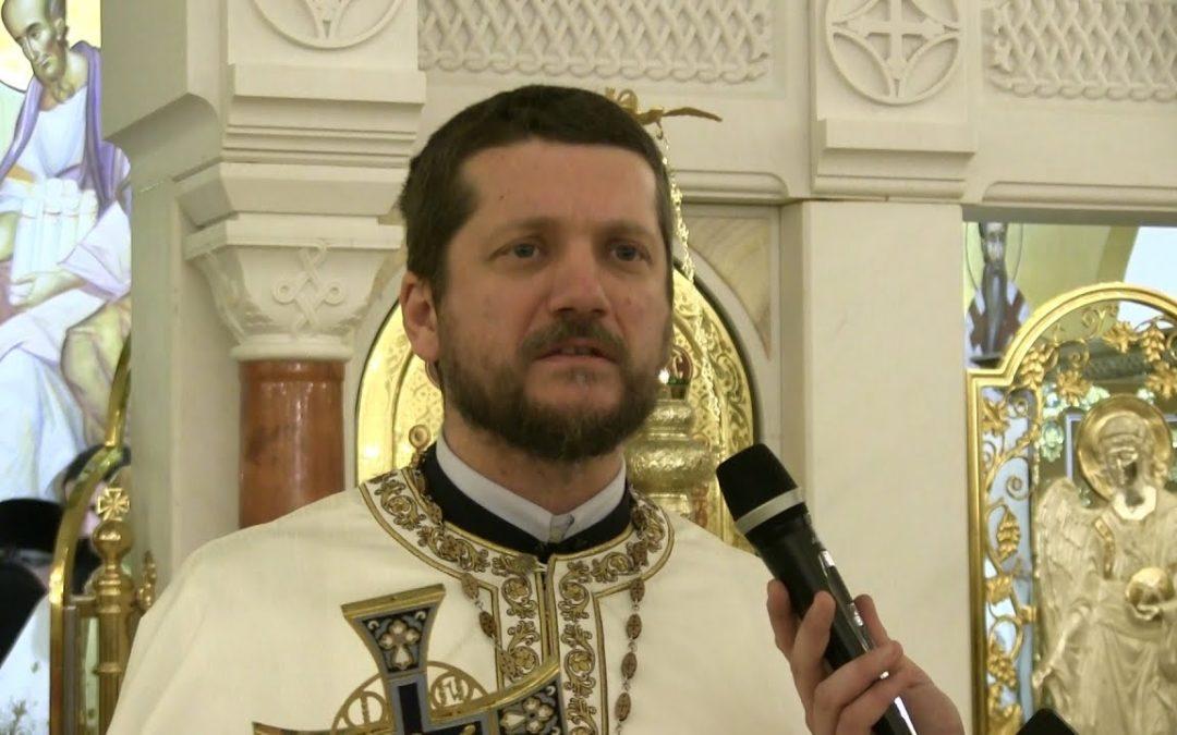 Отац Гојко Перовић: Крај сваке полемике – да се у добру сретамо