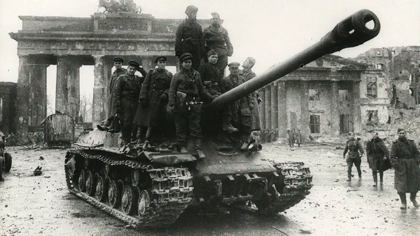 Ослобођени Берлин кроз објектив совјетских фотографа