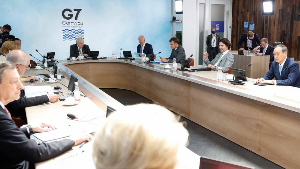 """РТ: Кина осудила Г7 и """"злокобне"""" намере САД-а, те позвала Запад да престане да се меша у унутрашње послове"""