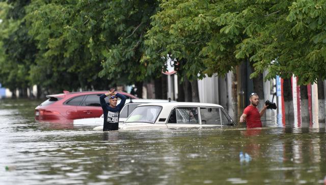 Кијев о поплавама на Криму: Господ Бог им је дао превише воде одједном