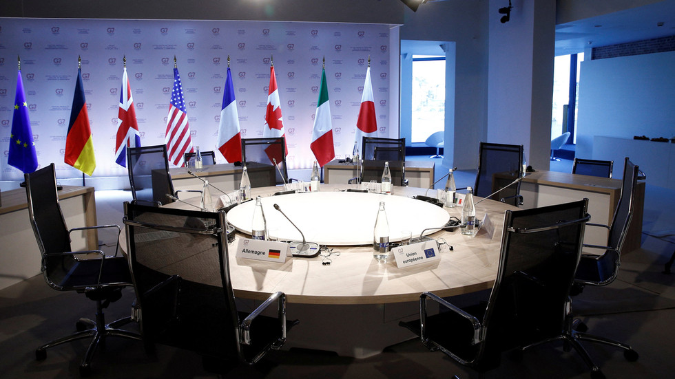 """RT: Zemlje G7 pozivaju Rusiju i Kinu na sastanak o Avganistanu, navodi Tokio, ali Moskva ukazuje da prvo razjasne """"šta žele od samih sebe i sveta oko njih"""""""