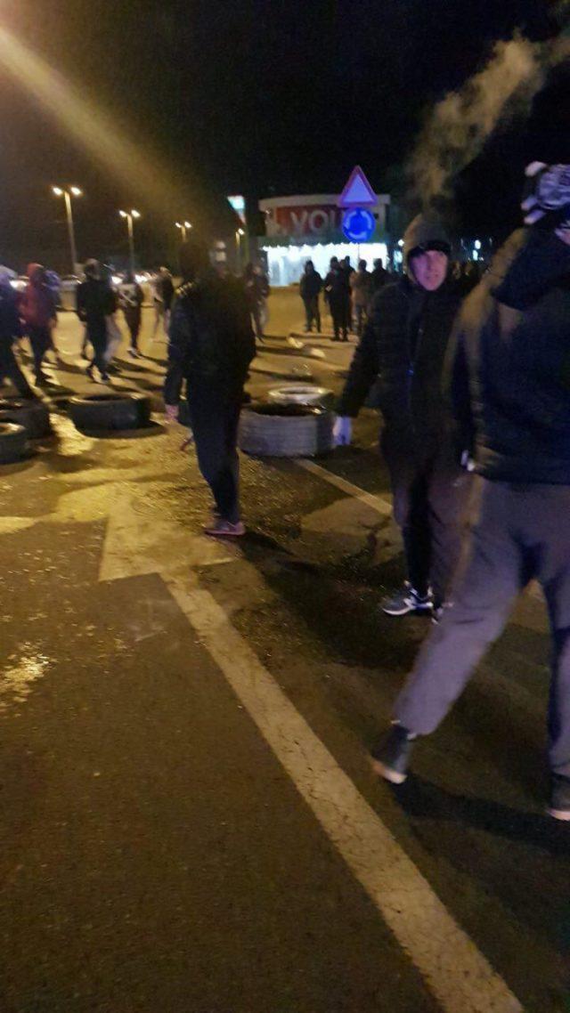 Сукоби са полицијом у Зети