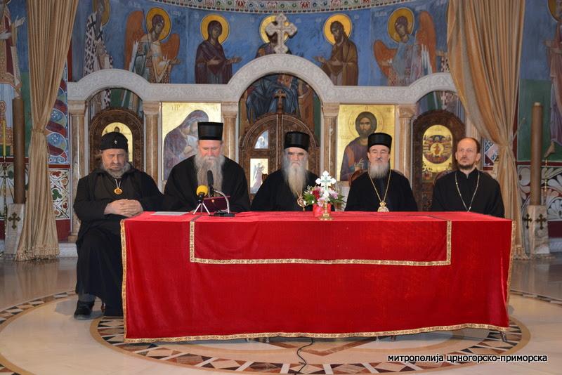 Епископски савјет: Само договор је истинска побједа Црне Горе и њених грађана
