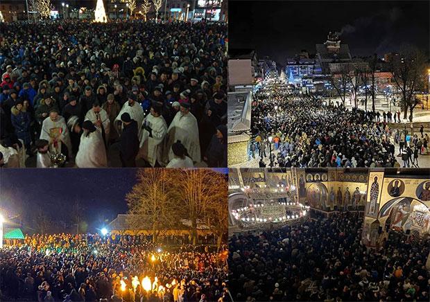 Митрополија: Истинска Црна Гора 1. јануара 2020. увече…