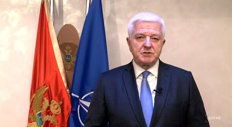 Марковић: Запрепашћујући однос власти Србије, Црна Гора је још једном пред изазовом одбране независности и слободе