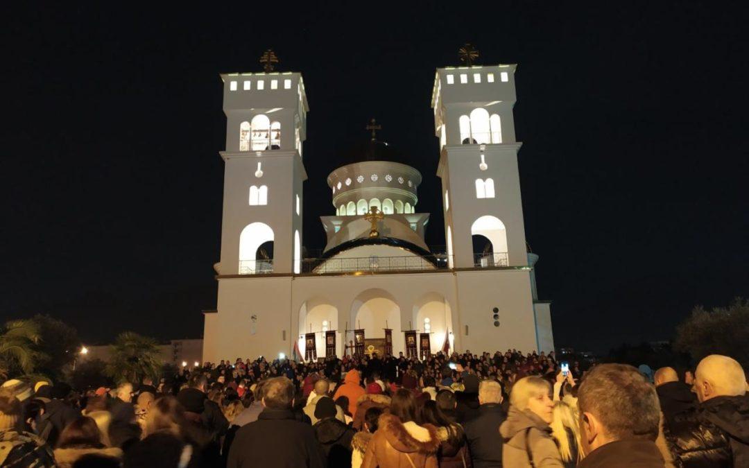 Митрополија: Истинска Црна Гора 9. јануара