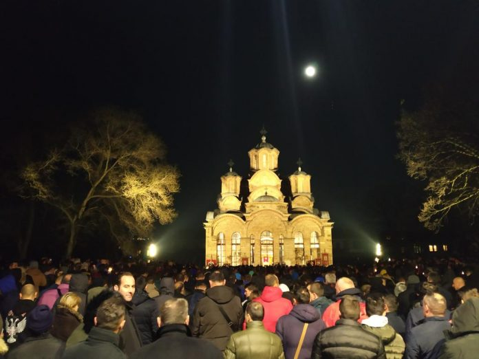 Владика Методије у недјељу предводи литију у Подгорици
