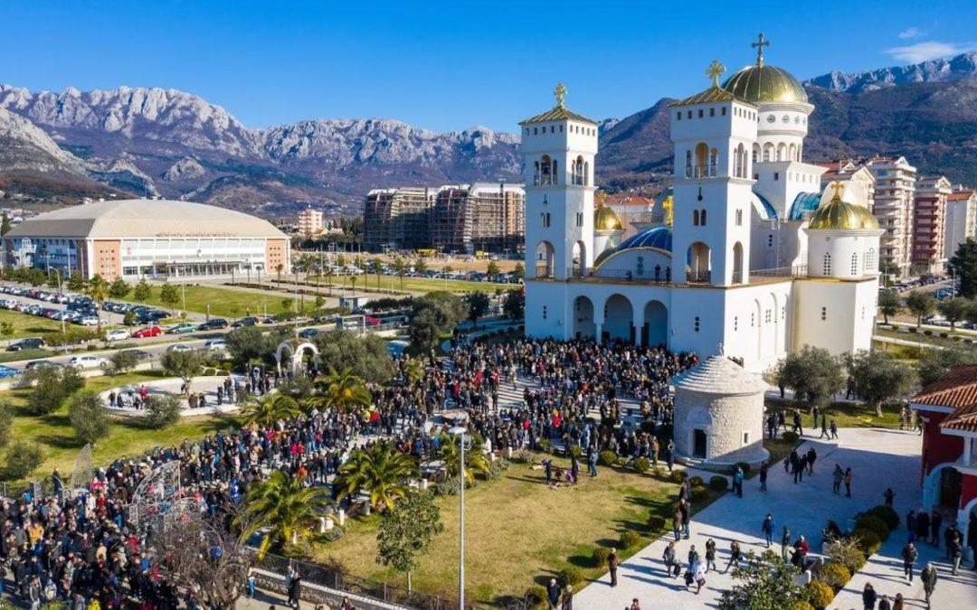 Митрополија: Истинска Црна Гора 12. јануара