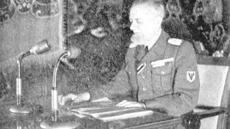 Словеначки суд поништио смртну казну домобранском генералу