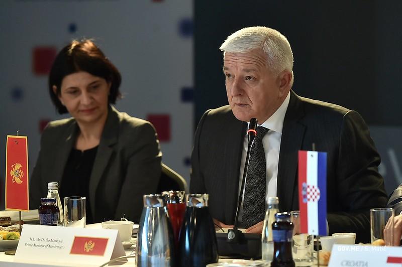 Марковић: Црна Гора одољела непримјереној и агресивној медијској кампањи чији је циљ био дестабилизација државе