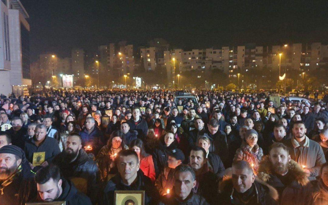 Митрополија: Истинска Црна Гора, 16. јануара 2020. године…