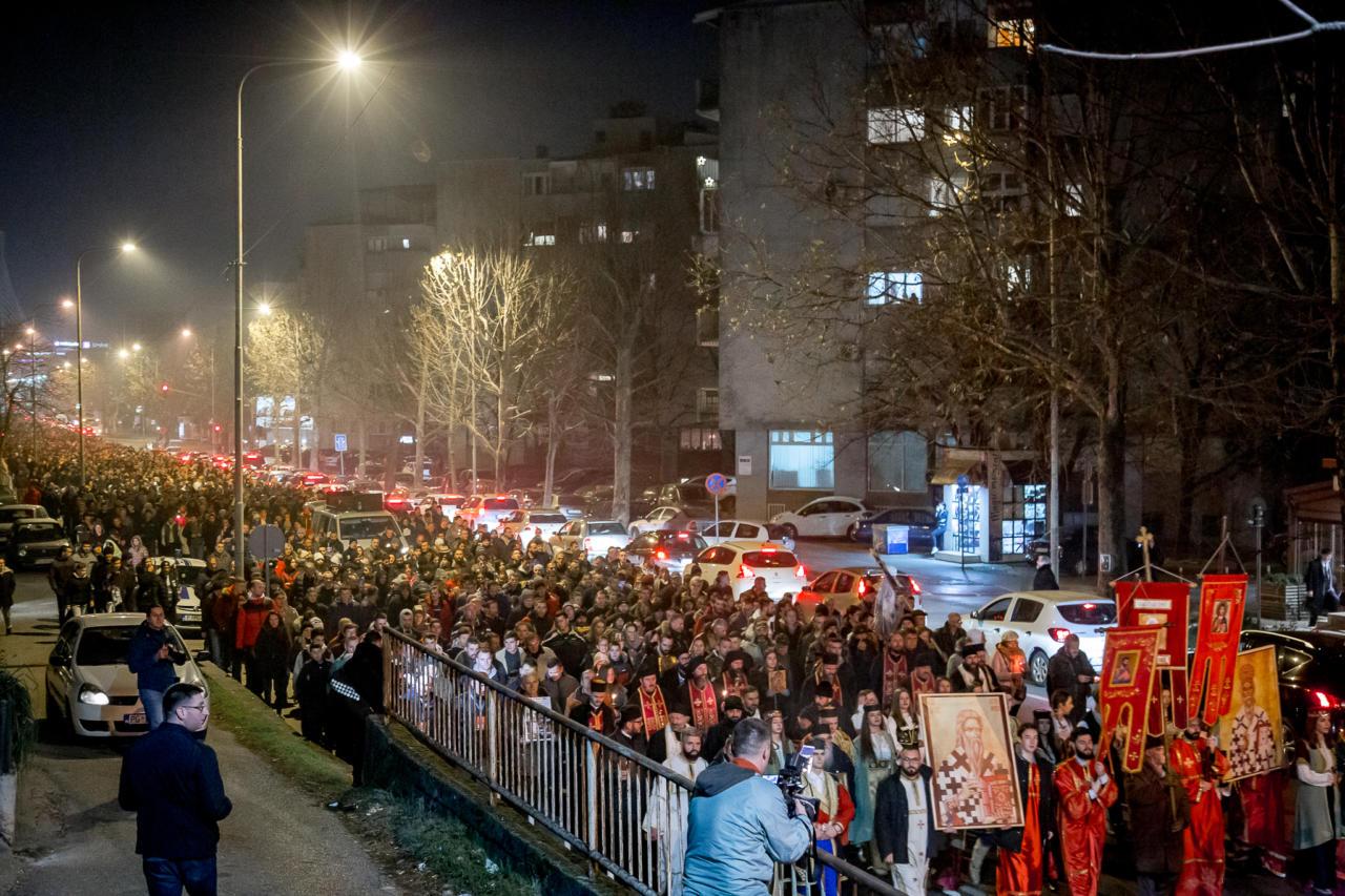 Подгорица: Протести СПЦ се користе као негација државног бића и идентитета Црне Горе