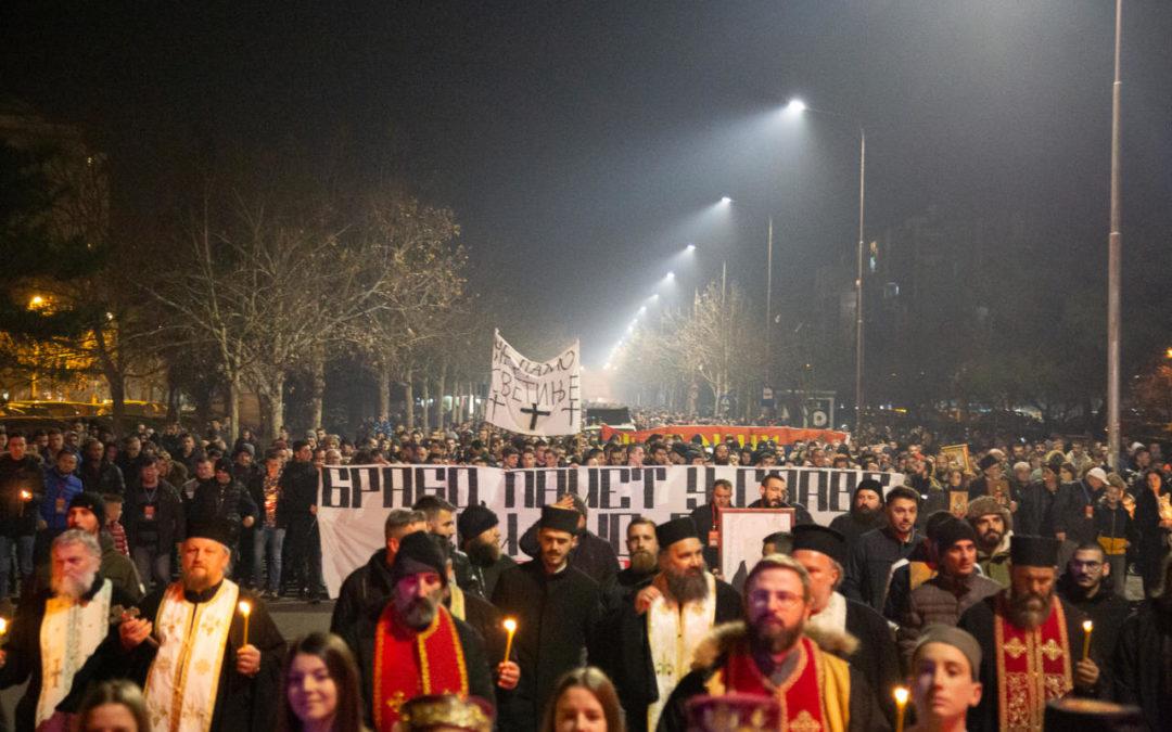 Стигле три иницијативе за оцјену уставности Закона о слободи вјероисповијести Црне Горе