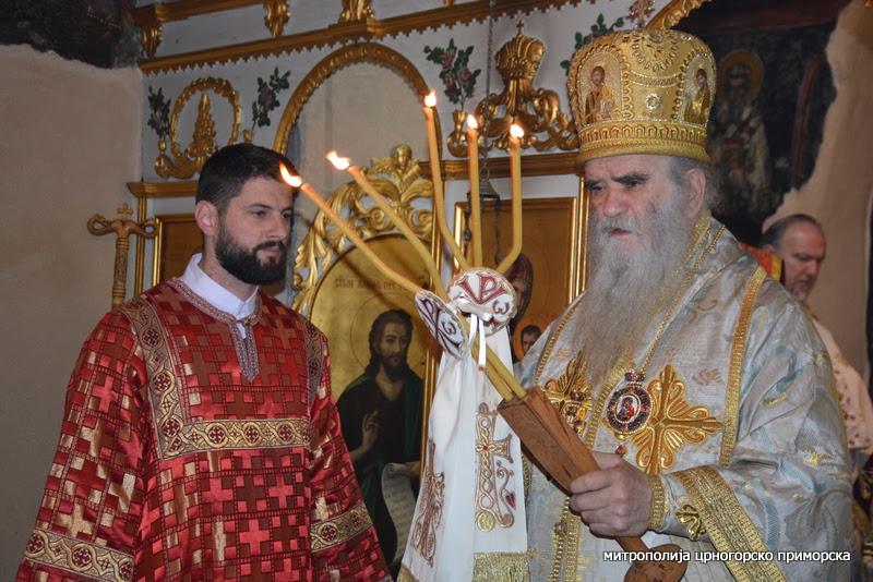 Амфилохије: Какав је то гријех против Црне Горе сликање тробојке краља Николе
