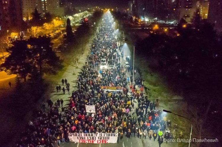 Митрополија: Истинска Црна Гора 26. јануара