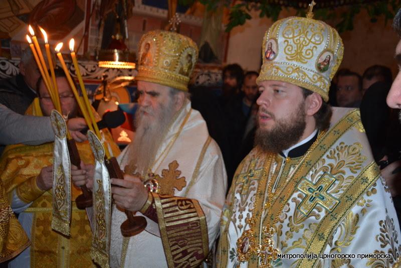 Митрополит Амфилохије: Власт да се врати путу Светог Саве