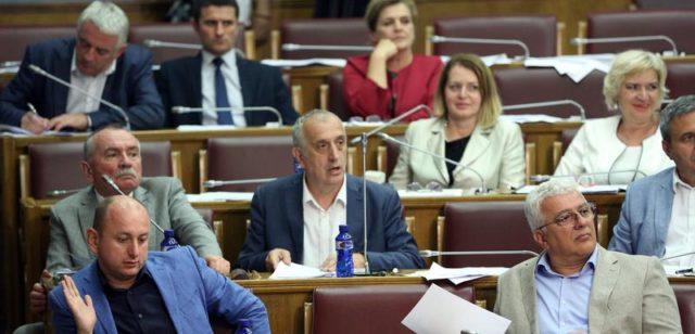 ДФ: Црногорски режим истовремено промовише нацизам и хапси политичке неистомишљенике