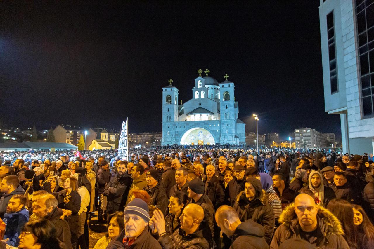 Митрополија: Истинска Црна Гора 30. јануара