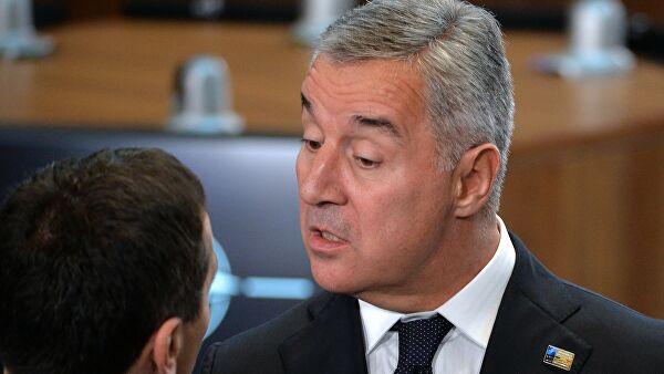 """Đukanović: Argument """"narod je na ulicama"""" ni na koji način spriječiti državu da usvaja i sprovodi zakone"""