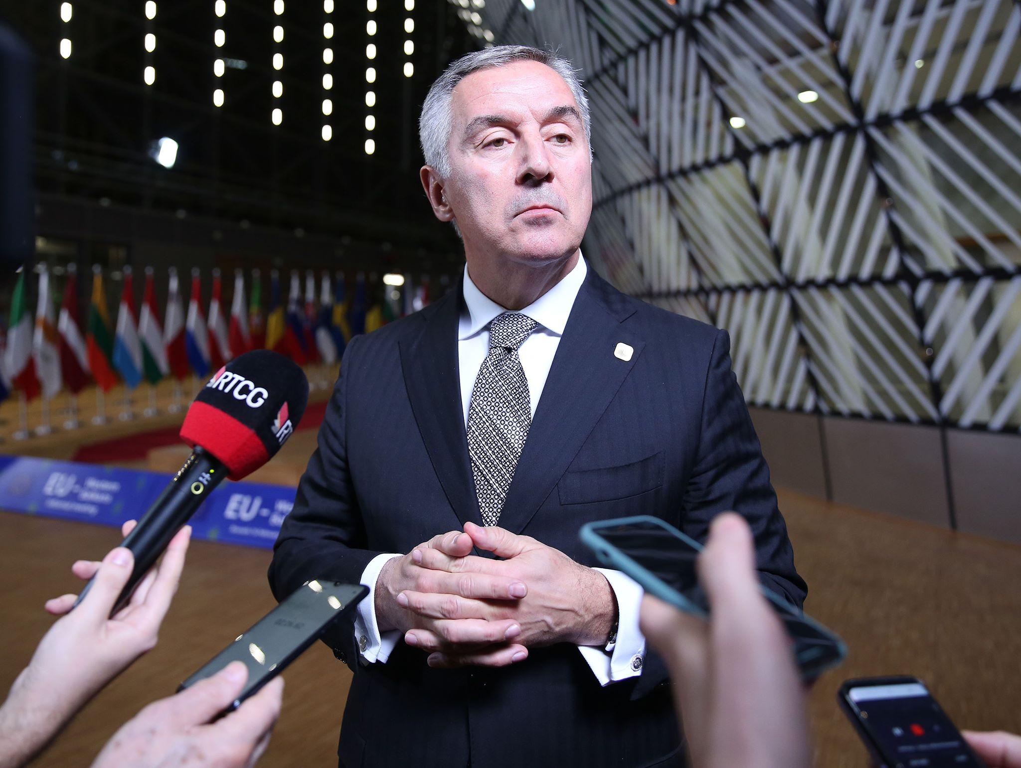 Ђукановић: Великосрбски национализам није од јуче, то појава која траје вјековима