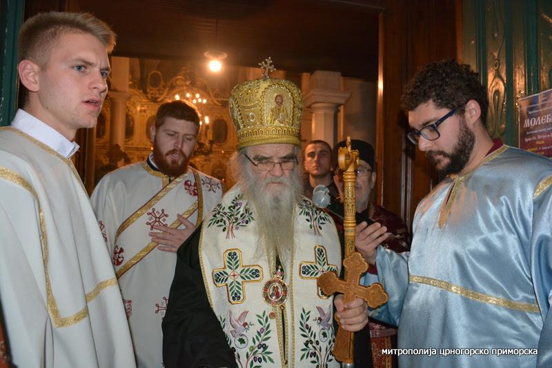 Митрополит Амфилохије: И сада је још преостало да цркве Божије заузму и опљачкају