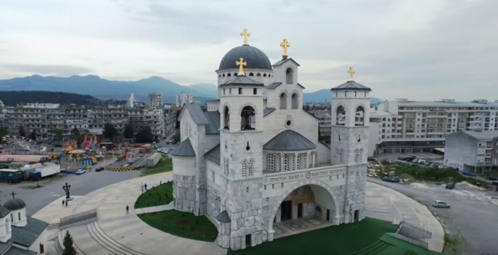 Традиционална Светосимеоновска литија у Подгорици