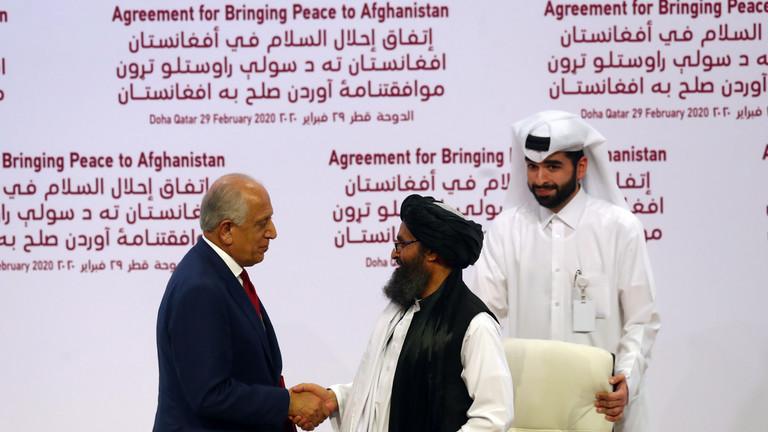 РТ: САД и талибани потписали споразум о повлачењу америчких и НАТО снага из Авганистана