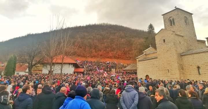Епископ Јоаникије: Нема мира, ни среће Црној Гори док се она сама са собом не измири, док се не измири са својим прецима